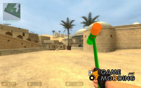 Toy Hammer for Counter-Strike Source