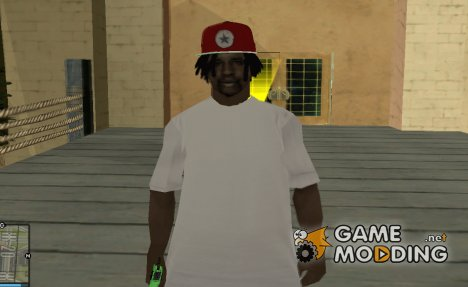 Trap God for GTA San Andreas