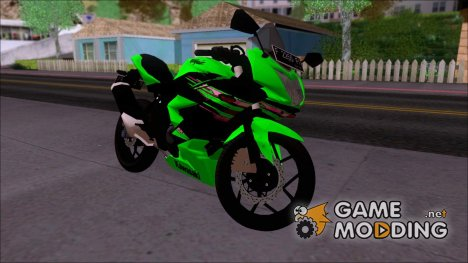 Kawasaki Ninja 250RR Mono for GTA San Andreas