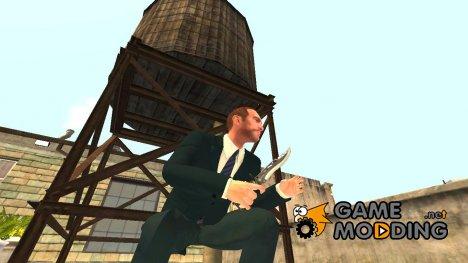 """Элитный боевой нож """"Raider Blade"""" v.4 for GTA 4"""