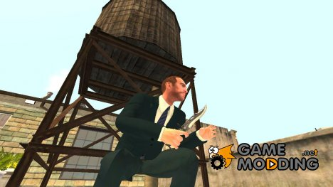"Элитный боевой нож ""Raider Blade"" v.4 для GTA 4"