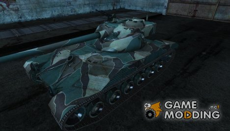 Шкурка для Bat Chatillon 25 t for World of Tanks