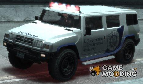 """Федеральная сирена """"Omega 8001"""" for GTA 4"""