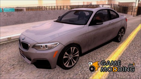 BMW M235i F22 2015 for GTA San Andreas