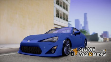 Toyota GT86 2012 BUFG Edition for GTA San Andreas