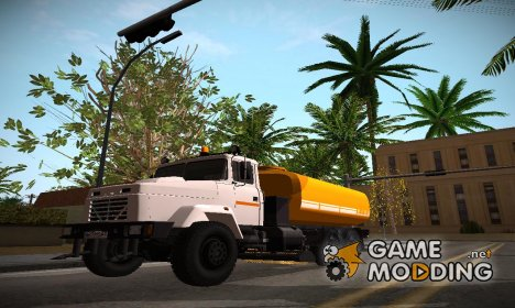 КрАЗ 6322 Поливомоечный для GTA San Andreas