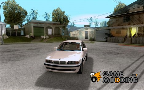 BMW 750iL 1995 for GTA San Andreas