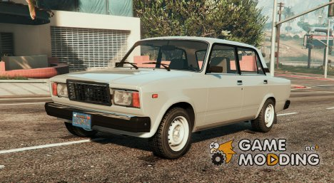 ВАЗ-2107 Lada Riva v1.2 for GTA 5