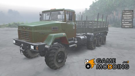КрАЗ-7140 for Spintires 2014