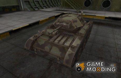 Пустынный скин для Covenanter for World of Tanks