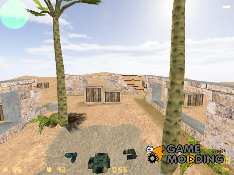 aim_desert for Counter-Strike 1.6