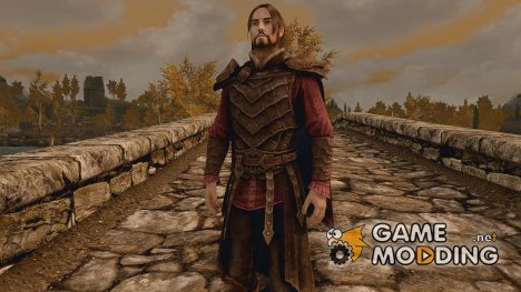 Vampire Royal Armor Un-enchanted для TES V Skyrim