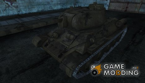 Т-34-85 torniks для World of Tanks
