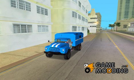 ЗиЛ 130 для GTA Vice City
