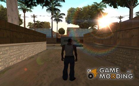 Солнце GTA V for GTA San Andreas