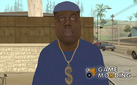 Notorious BIG for GTA San Andreas