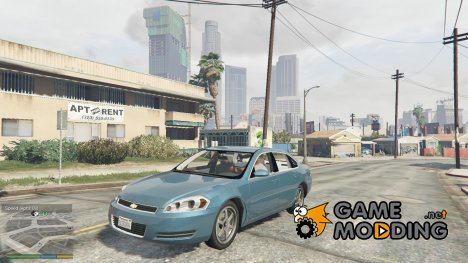 Chevrolet Impala Regular LS 2008 for GTA 5