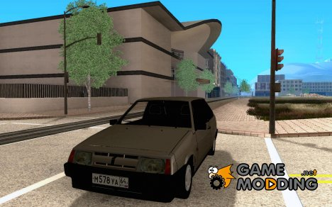 ВАЗ 2108 Короткое крыло для GTA San Andreas
