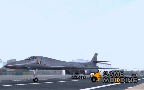 Rockwell B-1B Lancer for GTA San Andreas