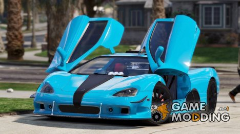 SSC Ultimate Aero 1.1 for GTA 5