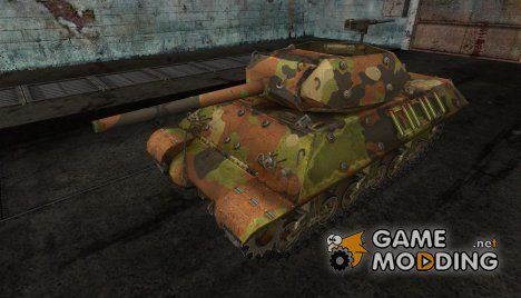 шкурка для M10 Wolverine №15 для World of Tanks