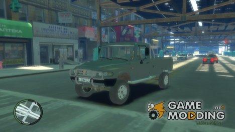 ГАЗ 2308 Атаман для GTA 4