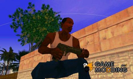 Desert Eagle из GTA IV для GTA San Andreas
