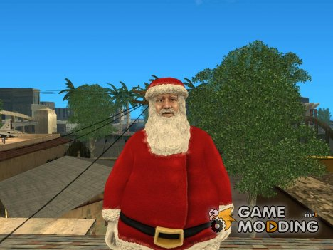 Santa Claus for GTA San Andreas