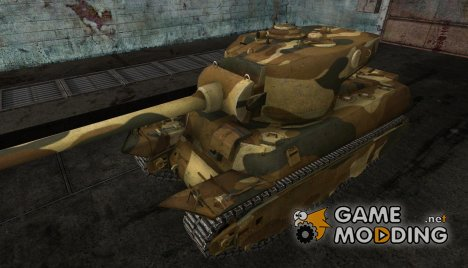 M6A2E1 Mohawk_Nephilium для World of Tanks
