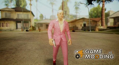 Far Cry 4 Pagan Min for GTA San Andreas