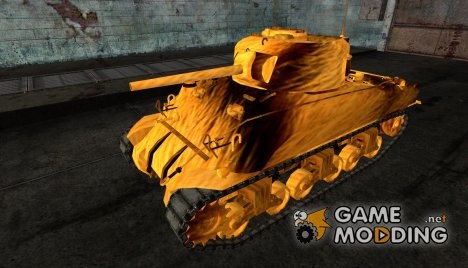 M4 Sherman от  Nurem для World of Tanks