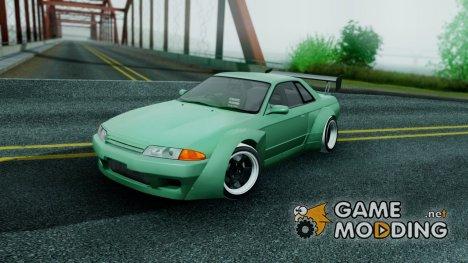 Nissan Skyline R32 GT-R Rocket Bunny для GTA San Andreas