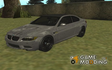BMW M3 E92 (2008) for GTA San Andreas