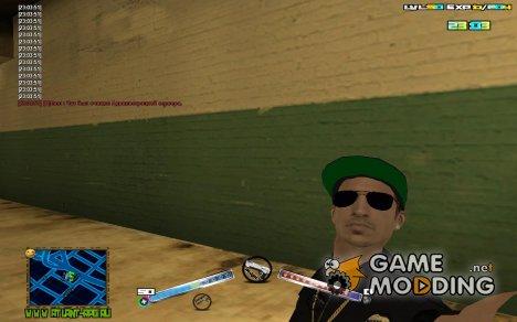 C-HUD Expert for GTA San Andreas