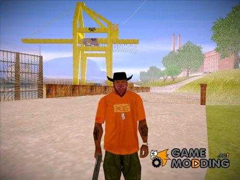 Ковбойская шляпа из GTA 4 v.2 для GTA San Andreas