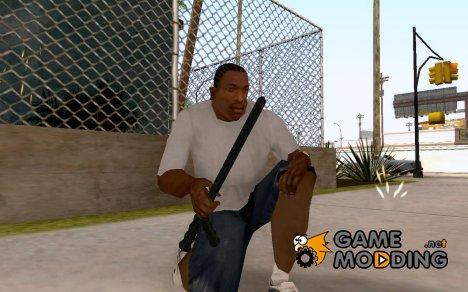 Nitestick для GTA San Andreas