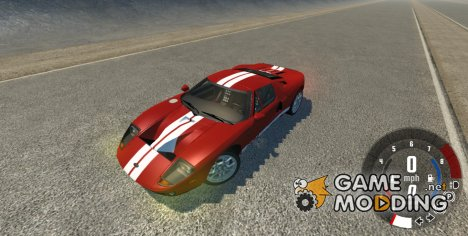 Ford GT 2005 for BeamNG.Drive