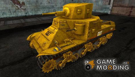 M2 med 4 для World of Tanks