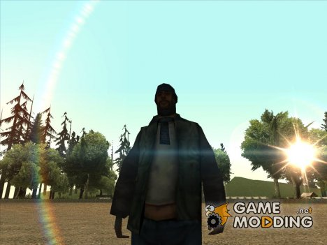 Lens Flare - GTA V для GTA San Andreas