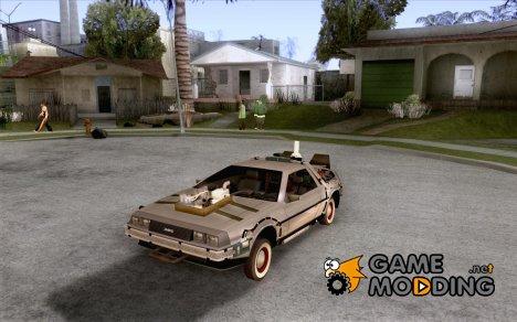DeLorean DMC-12 for GTA San Andreas