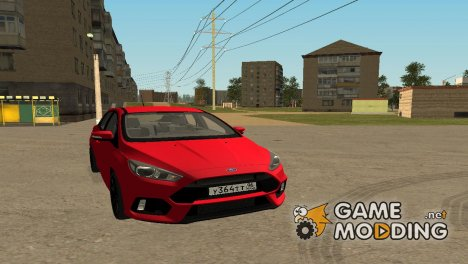 Ford Focus for GTA San Andreas