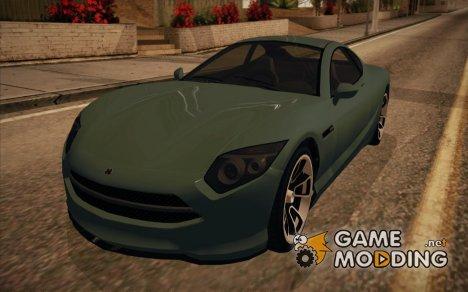 GTA V Hijak Khamelion для GTA San Andreas