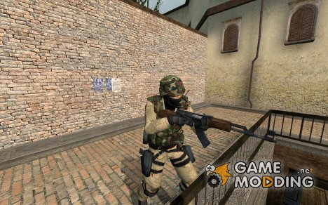 Usmc Urban Soldier для Counter-Strike Source