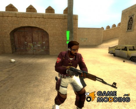Thierry Henry for Counter-Strike Source