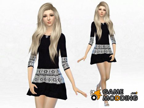 Pose 2 for Sims 4