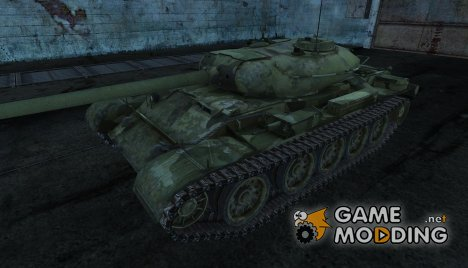 Т-54 DrQuanter for World of Tanks