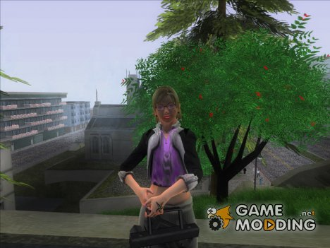 Saints Row Girl Style для GTA San Andreas