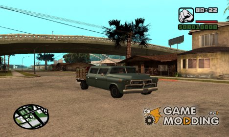 New Walton for GTA San Andreas
