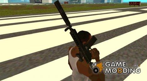 Пак оружия v 0.2 для GTA San Andreas