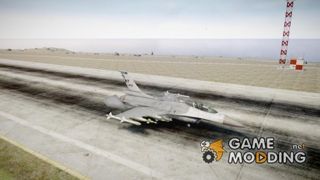 F-16C Fighting Falcon для GTA 4